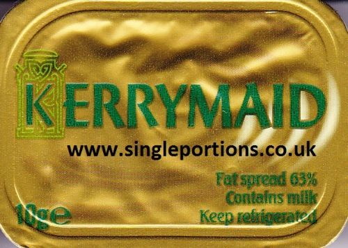 Kerrymaid - 10g single portions - miniature individual dishes