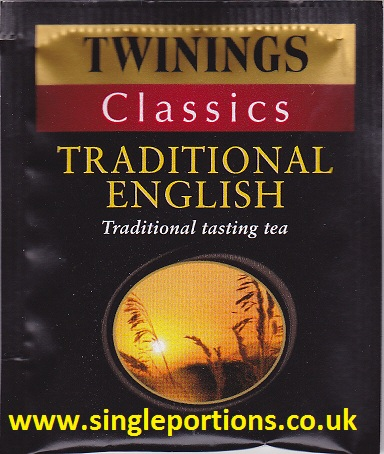 Twinings - Traditional English