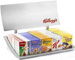 Various Kellogg's Cereal single portions online
