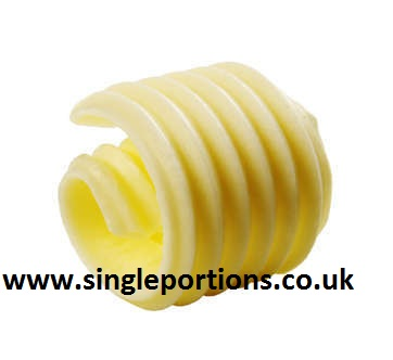 Butter + Margarine - single portions - catering