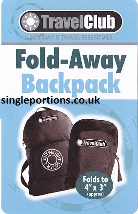 Fold-Away Backpack