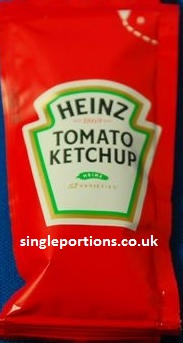 Heinz - Tomato Ketchup - sauce - single portion sachets