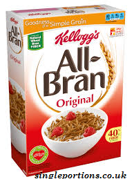Kellogg's - ALL-BRAN - single portions online - breakfast cereal