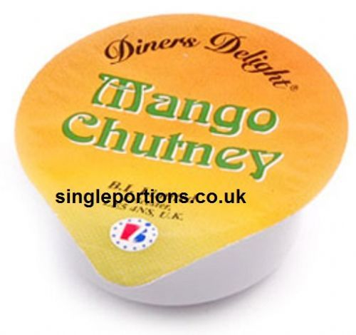 Mango Chutney - single portion pots