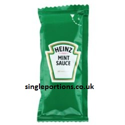 Mint Sauce - single portion sachets