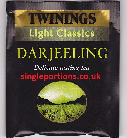 Twinings Darjeeling Enveloped Tea Bags