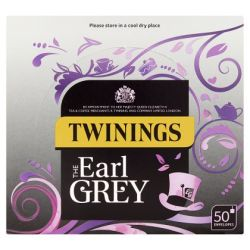 Twinings Earl Grey Tea Bags with LEMON -BulkPortions
