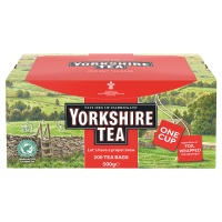 Yorkshire Tea Bags 200 - single portion sachets online - BULK PORTIONS